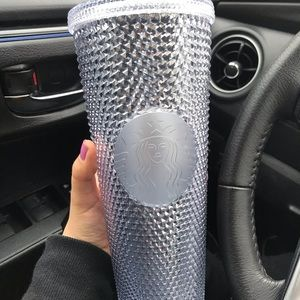 Starbucks studded cup